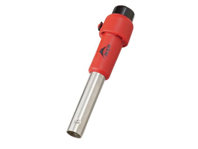 MSR Zünder aansteker piezoelektrischer rood